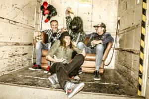 The Killer Apes, Action Rock / Punk N' Roll / Garage Rock / aus Mainz.
