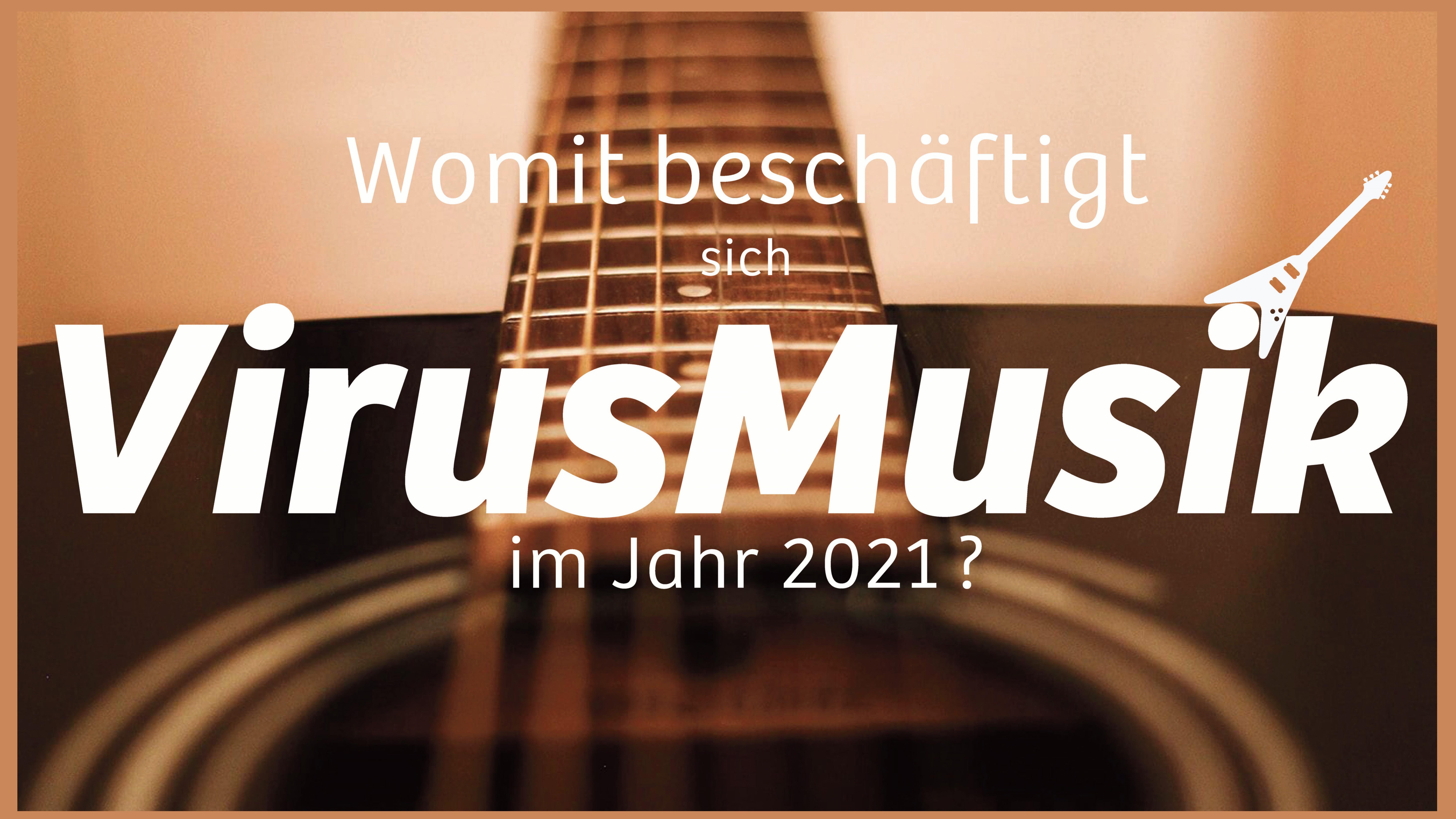 Womit beschäftigt sich die Frankfurter Musikinitiative VirusMusik im Jahr 2021?