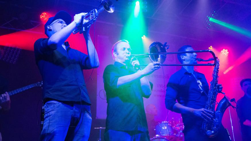 VirusMusikTelevision proudly presents: Bands & Artists aus dem line up des Museumsuferfest 2017