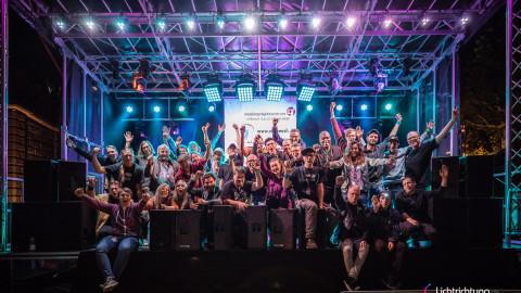 Museumsuferfest 2018 – Ein Hammer Team !