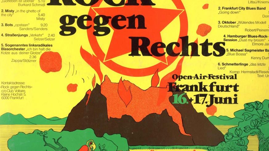 Hörnerv # 283: Rock gegen Rechts Spezial – Ein 'joint venture' mit dem ABS-Magazin