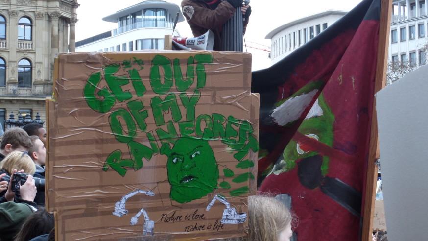 "FRIDAYS FOR FUTURE – Hörnerv Spezial vom Aktionstag ""Global strike for future"" vom 15.03.2019"