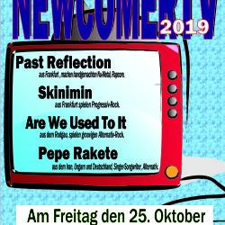 Die dritten NewcomerTV Nacht 2019, in der Musikhalle Portstrasse