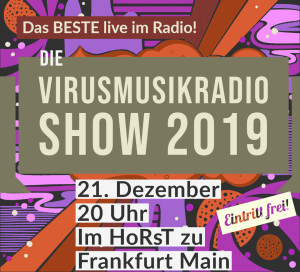 01 VirusMusikRadio Show Flyer 01