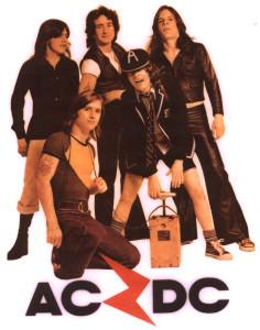Die rischdisch guten AC/DC feat. Bon Scott