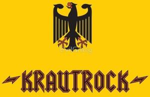 Krautrock Flagge