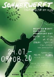 01 Sommerwerft 2020 Plakat